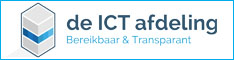 de ICT afdeling